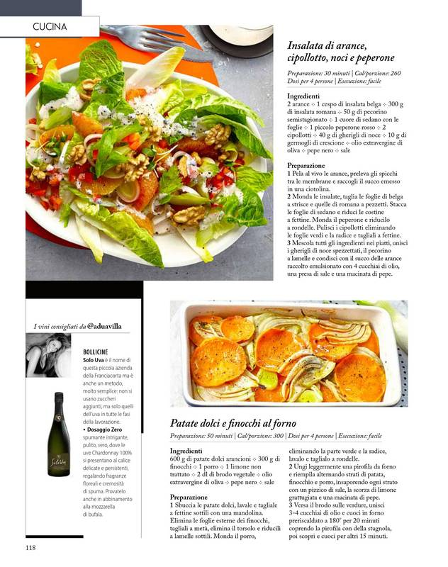 Menu vegetariano in technicolor 03