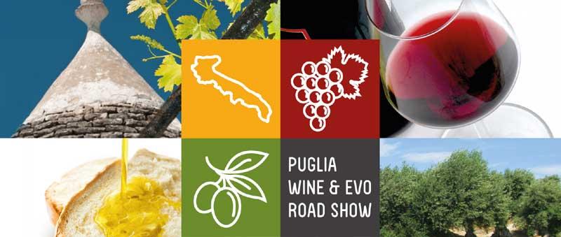 PUGLIA WINE & EVO ROAD SHOW