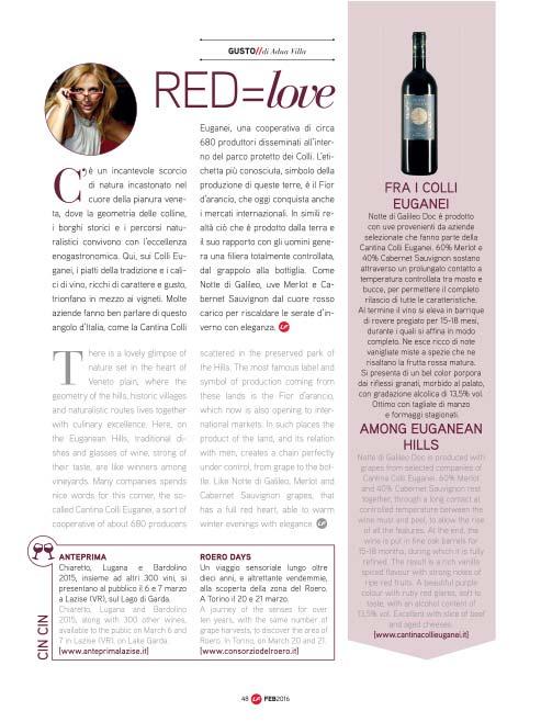 articolo di Adua Villa su Le Frecce Trenitalia